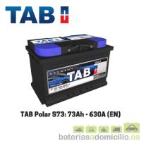 Bateria coche TAB-S73 73Ah 630A