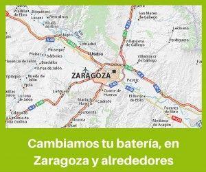 baterias Zaragoza