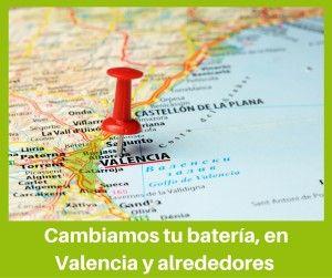 baterias Valencia