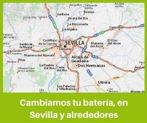 Baterias Sevilla