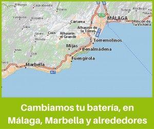 Baterias Malaga