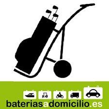 Batería carro Golf