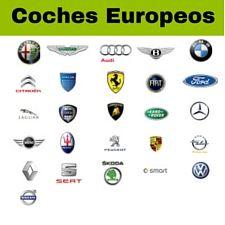 Coches Europeos