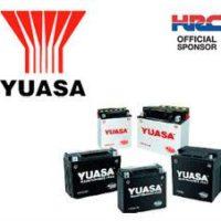 Baterías Yuasa para Moto