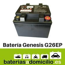Bateria carro golf genesis