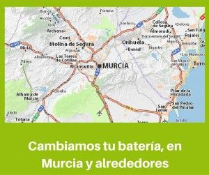 Baterias Murcia