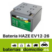 Batería Haze eV12-26