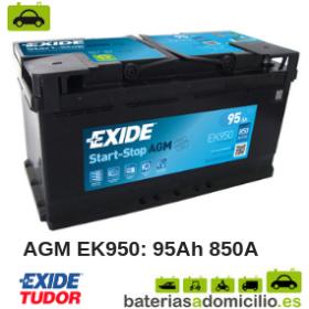 Batería de Coche Hyundai EK950