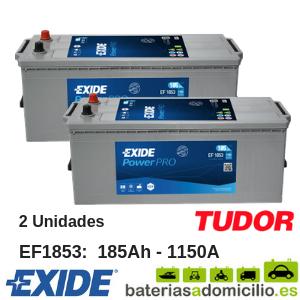 TUDOR EF1853 2U