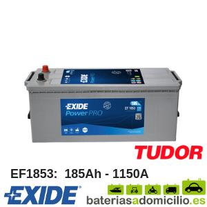 EXIDE EF1853