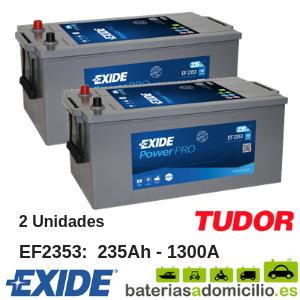 TUDOR EF2353